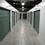 Inside Heated Storage
